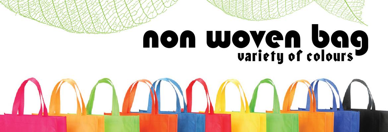 dd8867c219ce Non Woven Carry Bag